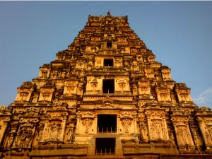 Virupaksha Temple Temple A Historic Place