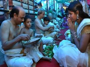 Temples To Visit For Vidyarambham