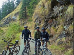 Adventures Cycling Routes In India