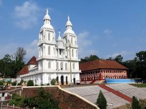 Let Us Go To Famous Kuravilangad Church
