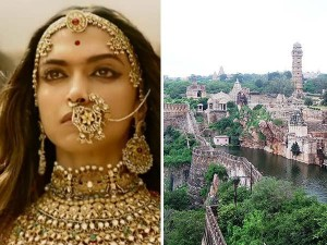 The Real Padmaavat Fort In Rajasthan