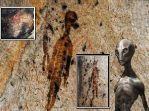 Ten Thousand Years Old Cave Evidences Of Alien In Chhattisgarh