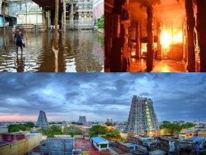 Unesco Report About Madurai Meenakshi Temple