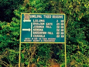 Simlipal Largest National Park India