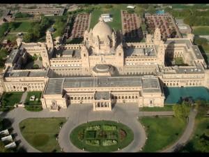 Rajasthani Architectural Wonder Umaid Bhawan Palace