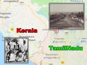 Unknown Tourist Places Kerala Kanyakumari Border