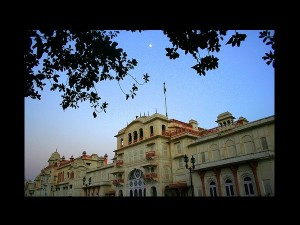 The Moti Bagh Palace One The Largest Residences The World