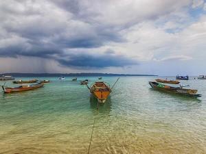 Hidden Jolly Bouy Island In Andaman