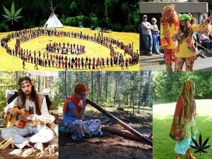 Top Hippie Destinations In India