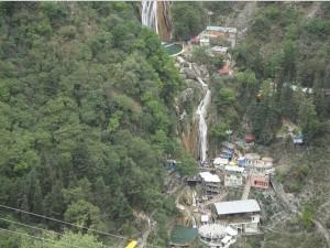 The Majestic Kempty Falls In Uttarakhand