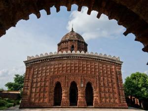 Kolkata Bishnupur Behold The Beauty Terracotta Buildings Malayalam