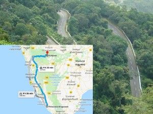 A Beautiful Ride From Thiruvananthapuram Valparai