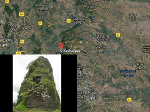 Mysterious Kothaligad Fort In Maharashtra