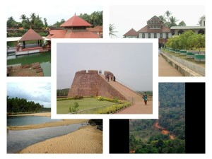 Places Visit Kasargod One Hour