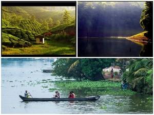 Popular Monsoon Destinations Kerala