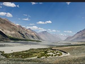 Turtuk The Village Lies The Border India Pak