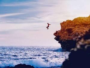 Cliff Diving Destinations In India