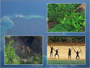 Isolated North Sentinel Island Andaman
