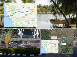Easy Route From Kasargod To Bangalore