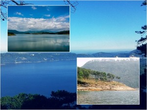 Umiam Lake The Mmagnificent Lake Meghalaya