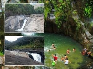 Famous Water Falls Around Nilambur