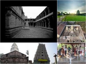 The Famous Pancharama Kshetras In India