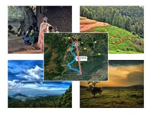 Scenic Root From Palakkad Ooty Via Mulli Manjoor