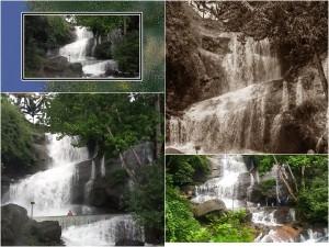 Unexplored Areekkal Falls Piravom Ernakulam