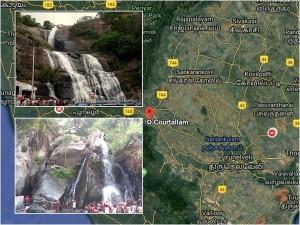 All About Courtallam Falls Tirunelveli