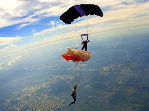 Sky Diving Destinations In India