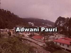 Adwani Pauri Garhwal History Timings Attractions