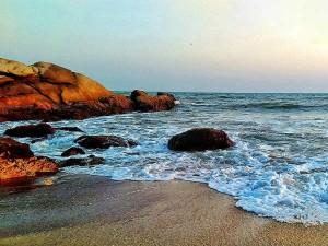 Beautiful Beaches In Kanyakumari