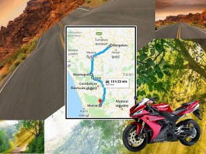 Best Routes From Bangalore To Munnar Distance And Duration