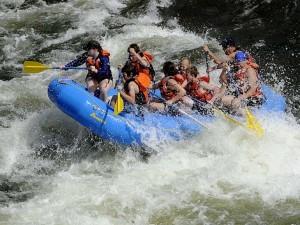 White Water Rafting In Dandeli