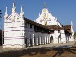 Champakulam Kalloorkkadu St Mary S Church History Attractions And How To Reach