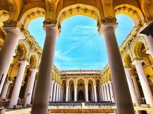 Thirumalai Nayakkar Mahal In Madurai History Attractions A