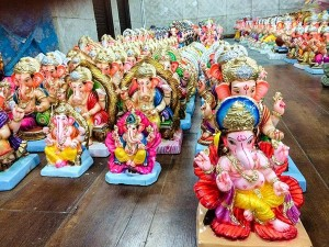Ganesh Chaturthi Celebrations In Different Parts Of India