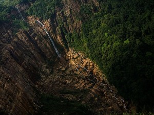 Top Wettest Places In India