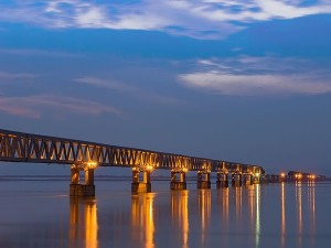 Bogibeel Bridge In Assam History Specilalites And How To Reach