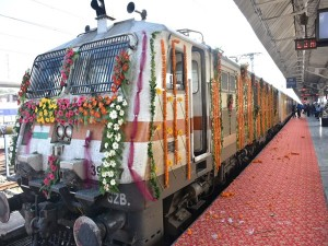 Tejas Express Schedule Fare And And Ticket Booking