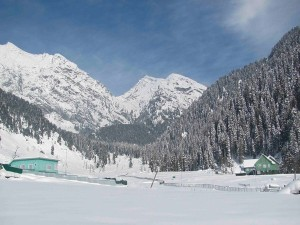 Top Coldest Places In India