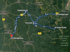 Places You Should Remember In Sabarimala Pilgrimage