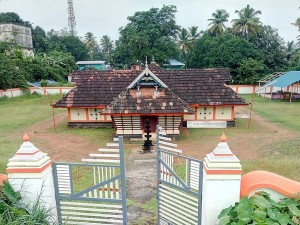 Chowara Chidambaraswamy Temple Ernakulam History Attraction