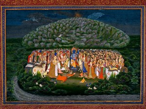 Govardhan Hill In Uttar Pradesh History Attractions And How To Reach