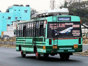 Salem To Bangalore 3 33 Electronic City Express Bus Ticket Price And Timings
