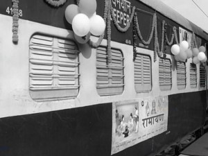 Shri Ramayana Express Ticket Booking Timings Route And Destinations