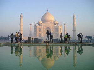 Taj Mahal In Agra The Most Googled Landmarks In The World