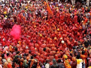 Lathmar Holi In Uttar Pradesh History Attractions And Specialities