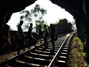 Famous Rail And Road Tunnels In India