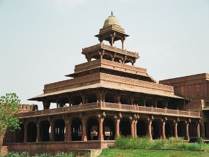 Panch Mahal In Fatehpur Sikri Of Agra History Timings And How To Reach